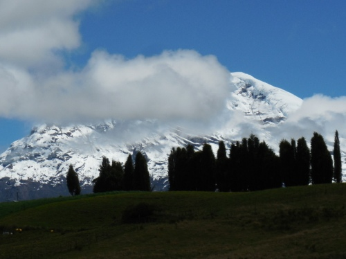 Chimborazo first views 2
