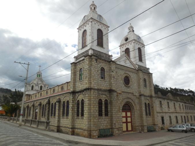Church in Guamote