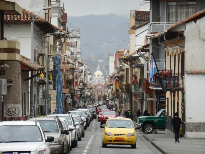 Cuenca coloninal building 3
