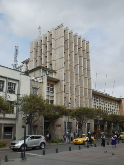 Cuenca new building 2