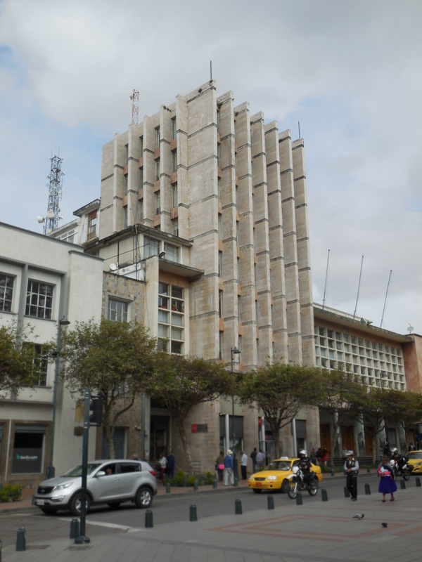 Cuenca new building 2