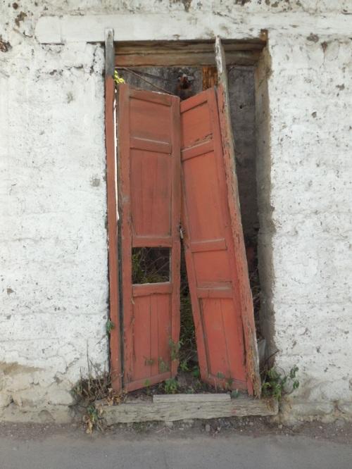Disrepair door of the day