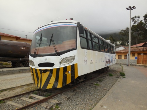 El Tambo train