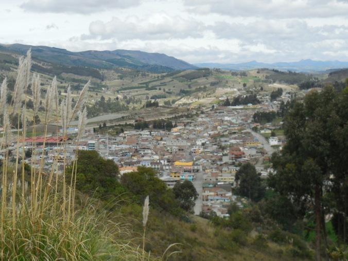 Guamote view