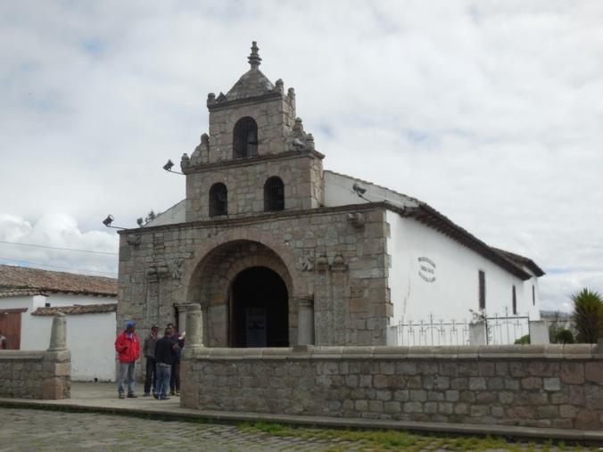 Iglesia de Ba 1lbanera