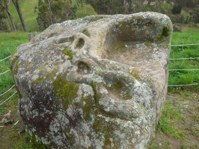 Inca chair - rock
