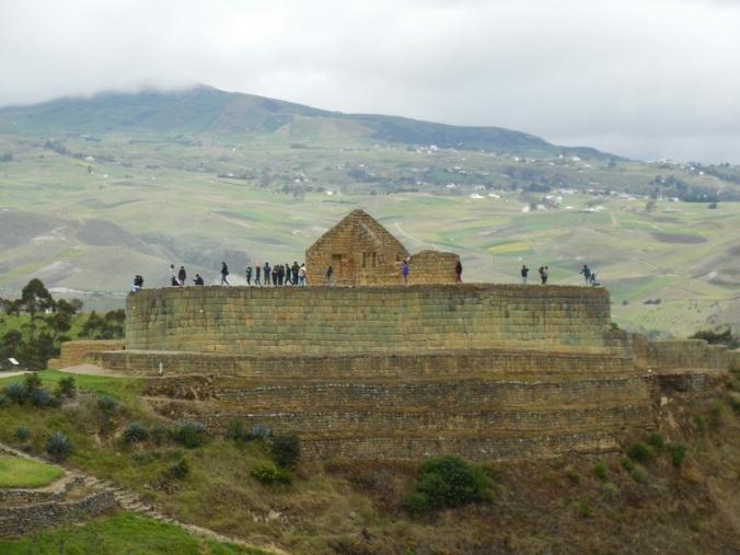 Ingapirca - temple of the sun 2