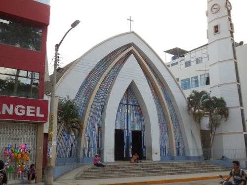 Jaen church