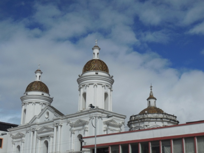 Latagunga church 2
