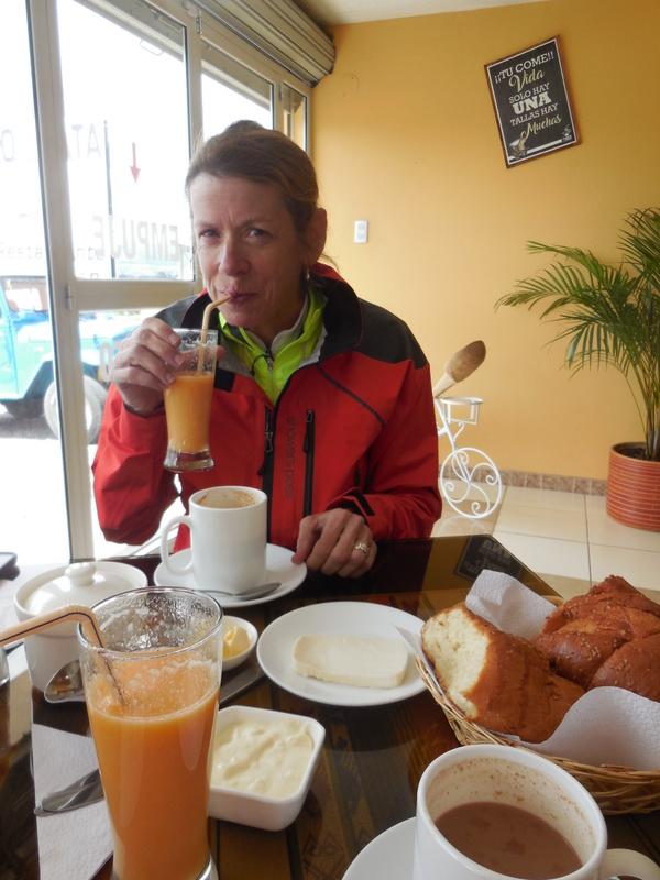 Morning tea stop 3
