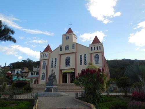 Palanda church