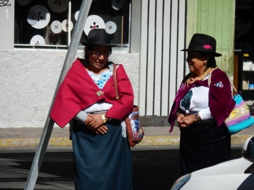 Riobamaba women