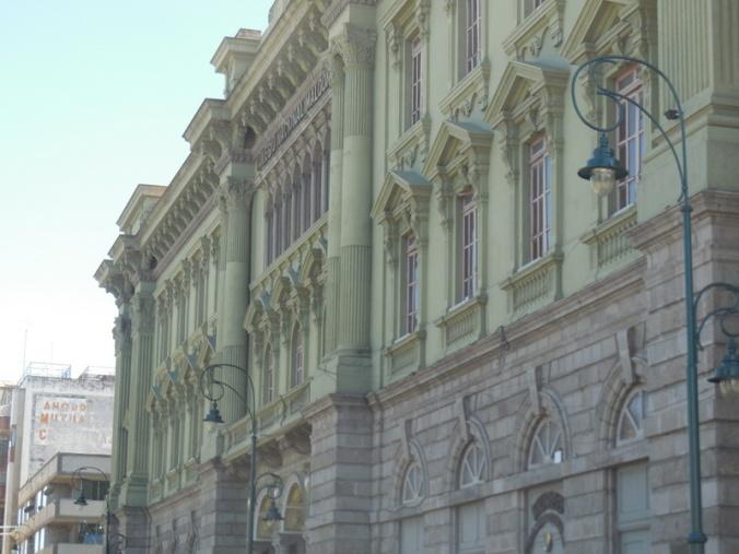 Riobamba colonial architecture 6