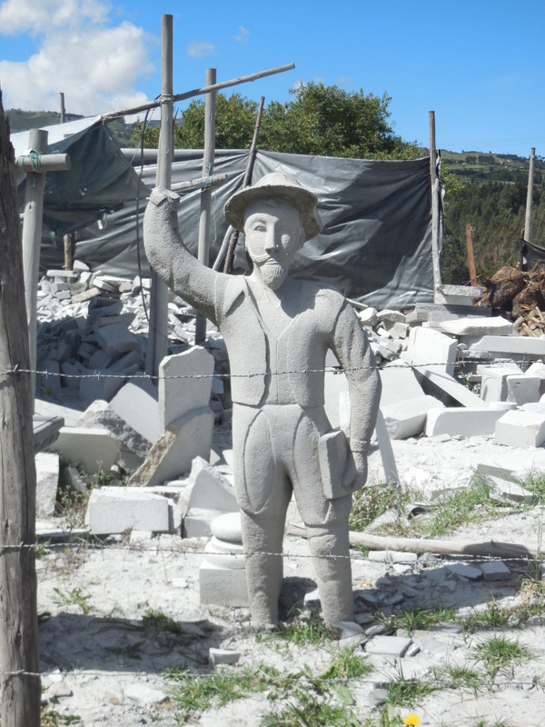 Roadside sculpture 1