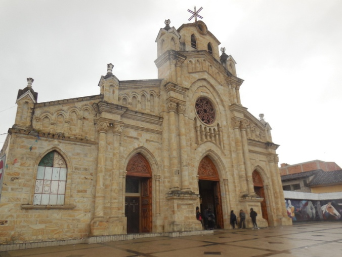 Saraguro church 2
