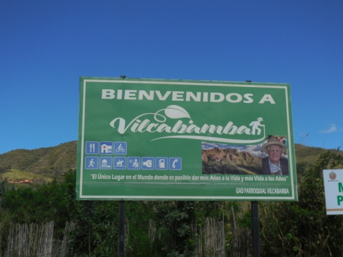 Vilcabamba 1