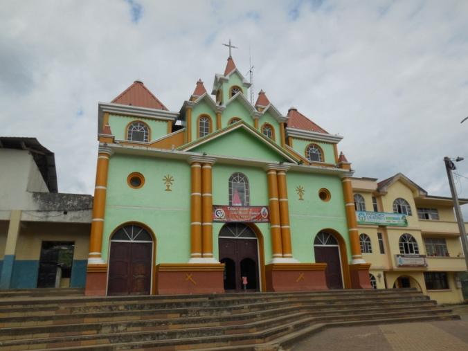 Zumba church