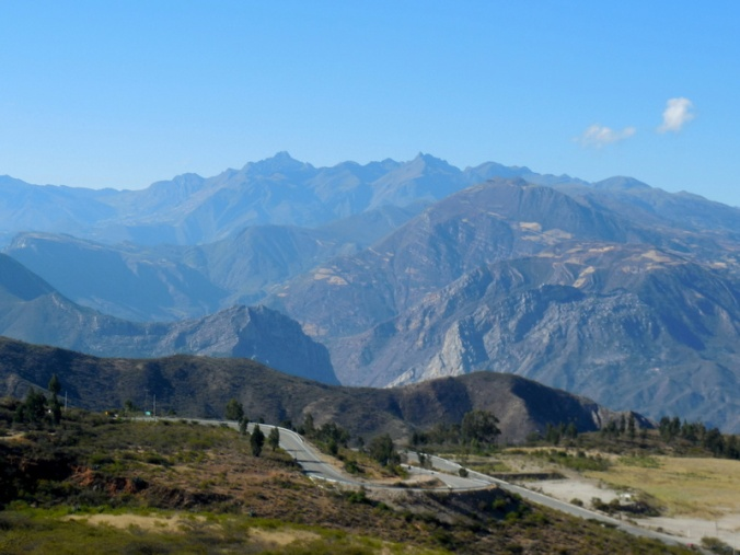 Andes view 2
