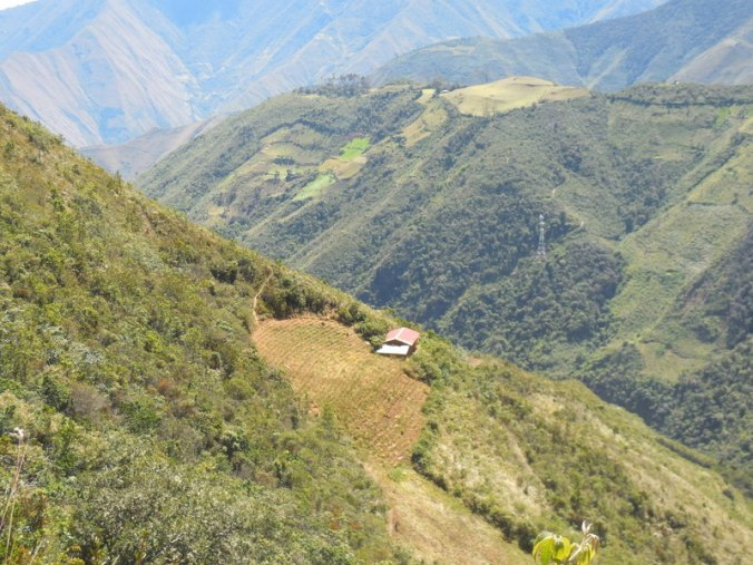 Andes view - home sweet home
