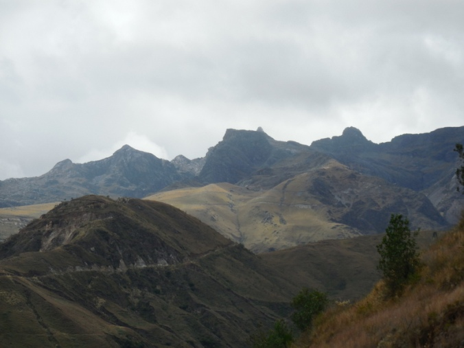 Andes view