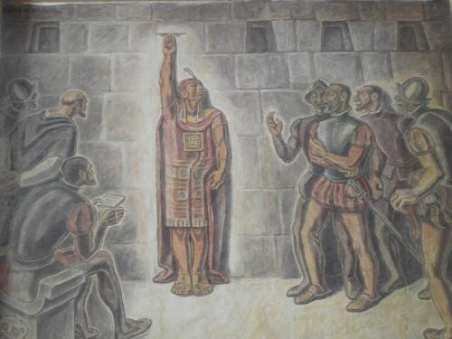 Atahualpa story
