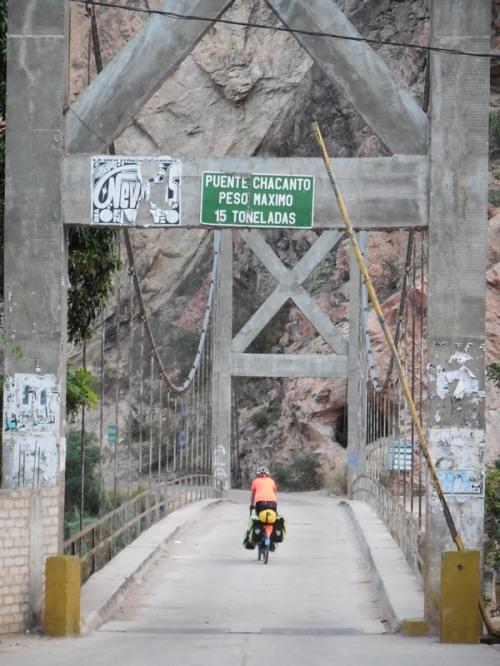 Balsas bridge