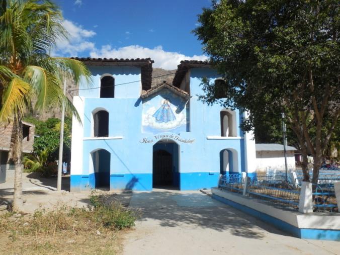 Balsas church