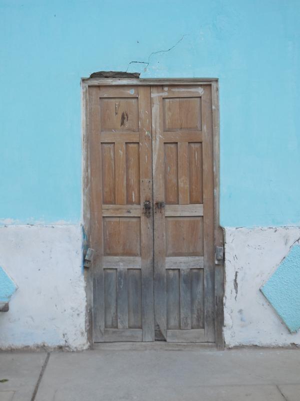 Balsas door of the day