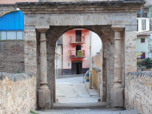 Bridge in IIzcuchaca 4