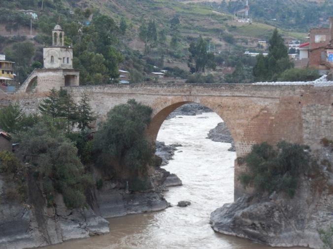 Bridge in IIzcuchaca 5