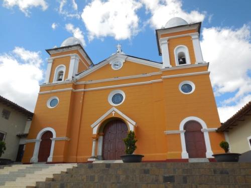 Cajabamba church