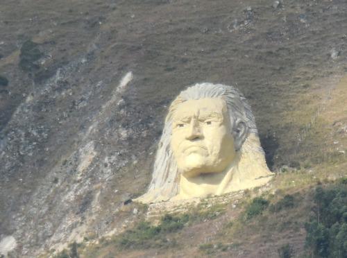 Cajabamba head