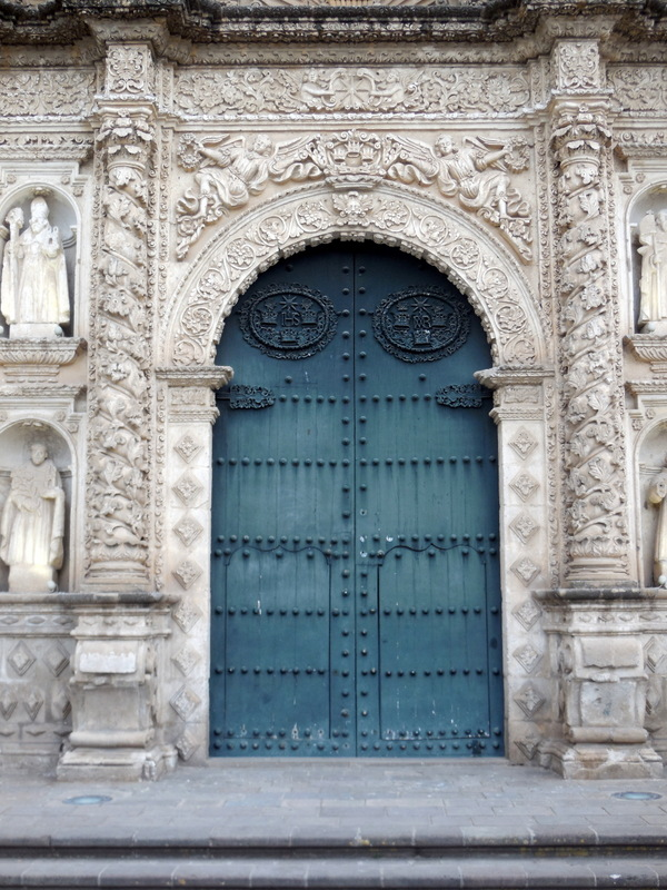 Cajamaca Belen Church 2