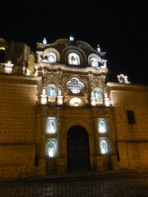 Cajamaca Belen Church 5