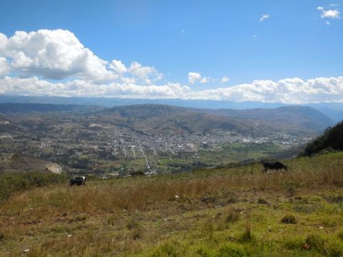 Celendin view