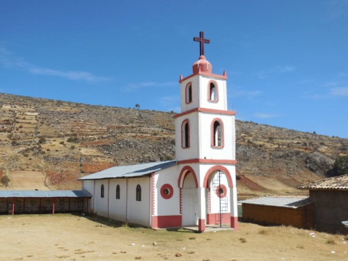 Church in Azacruz