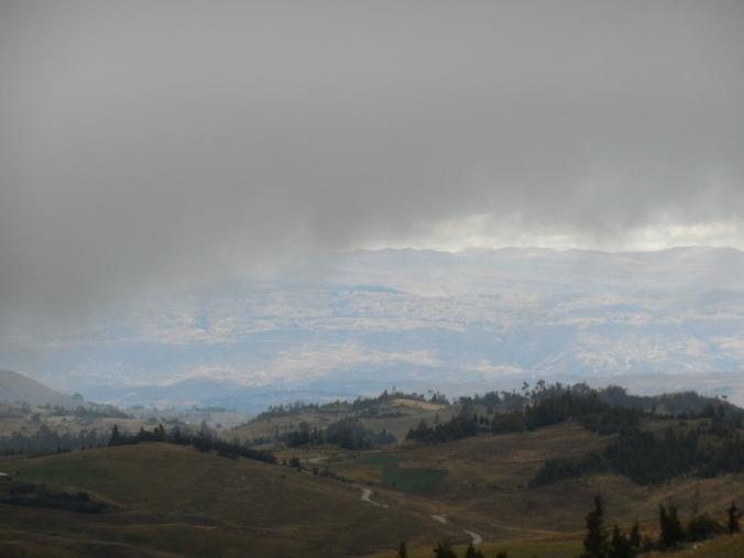 Clouds at 3750 meters 1