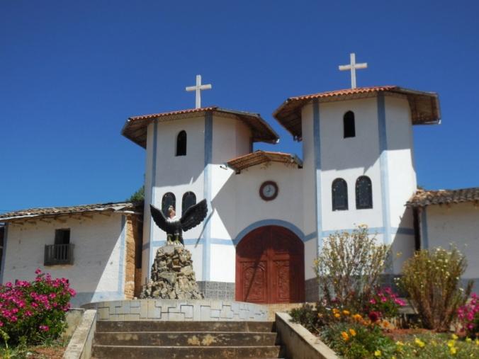 Condormarca church