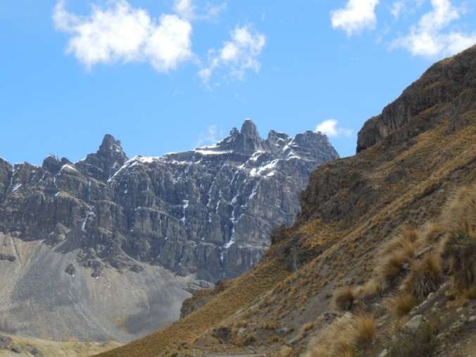 Cordillera Banca Mountains 17