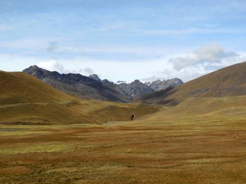 Cordillera Blanca Mountain 3