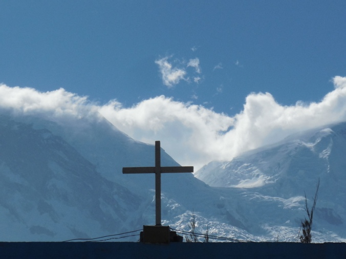 Cordillera Blanca Mountain view 2