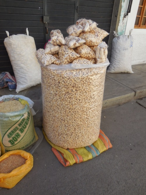 Giant bag of puffed wheat for brekkie anyone