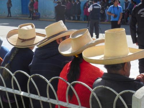 Hat in Celendin 3