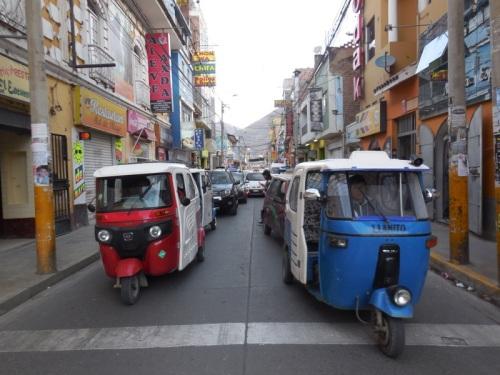 Huanaco traffic