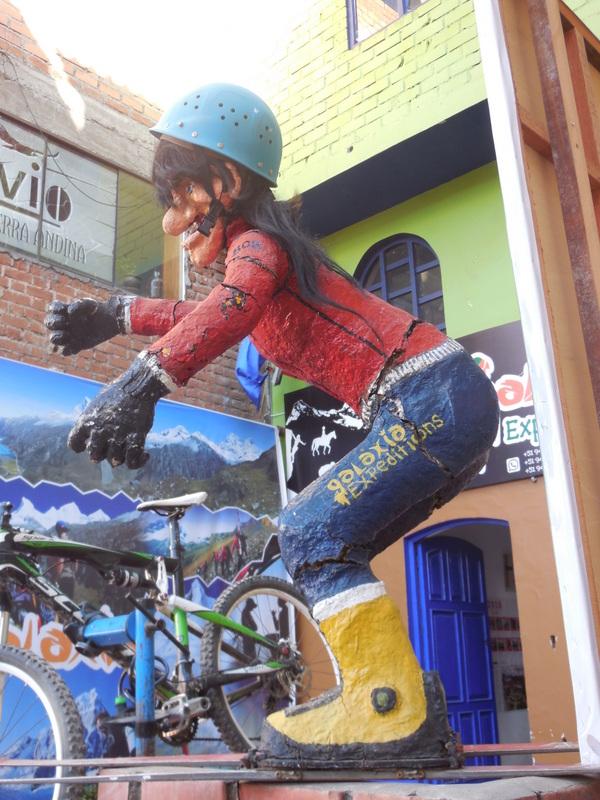 Huaraz mountain man