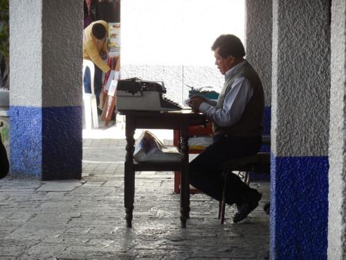 Huaraz typer