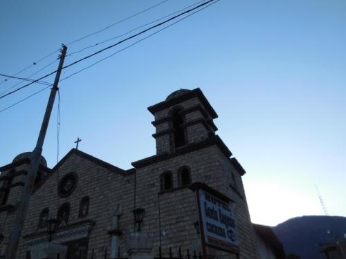 Izcuchaca church