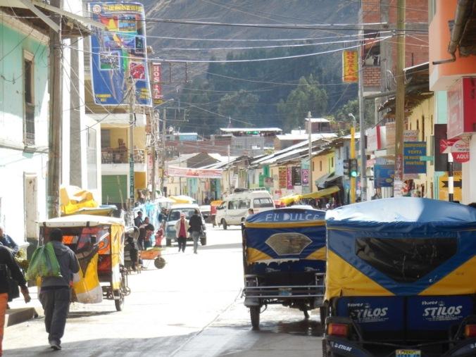 La Union main street