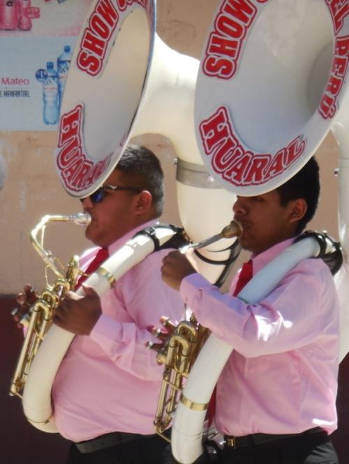 Parade in Palcamayo 4