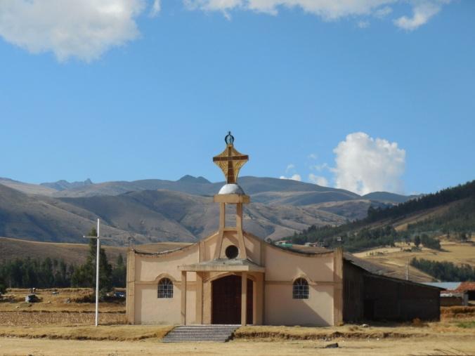 roadside church